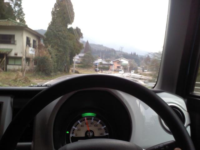 ハスラーでサボりドライブ