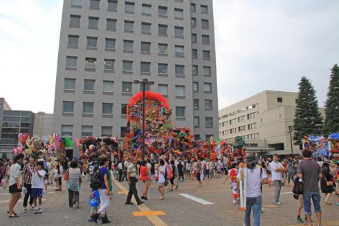 八戸三社大祭2015-1