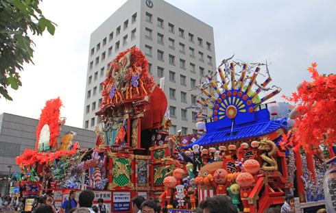 八戸三社大祭2015-2