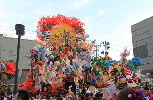 八戸三社大祭2015-3
