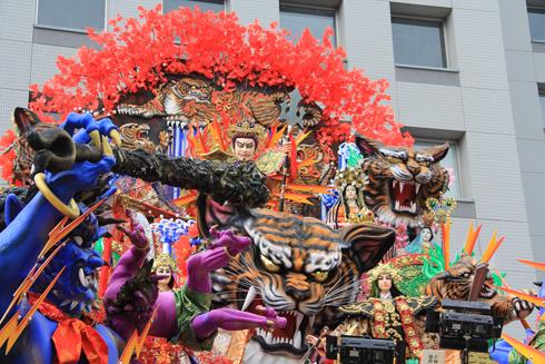 八戸三社大祭2015-4