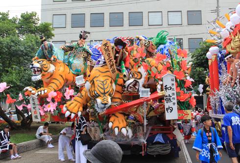 八戸三社大祭2015-5