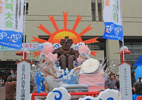 八戸三社大祭2015-7