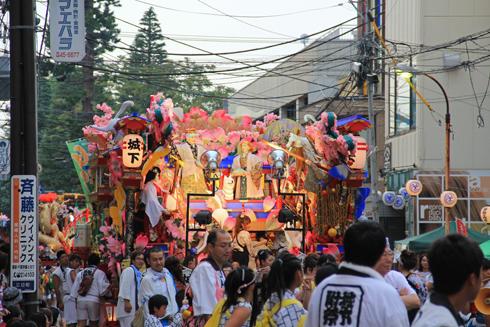 八戸三社大祭2015-9
