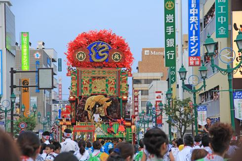 八戸三社大祭2015-11