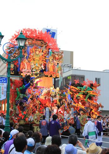 八戸三社大祭2015-12
