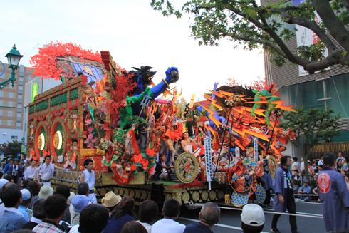 八戸三社大祭2015-14