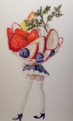 ケーキ萌え87