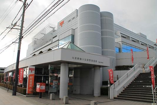 大阪安治川口駅前