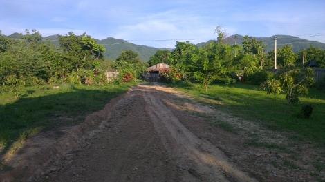 チェンライの田舎画像