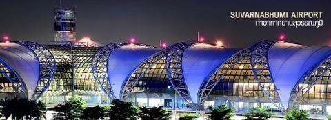 スワンナプーム空港の拡張画像