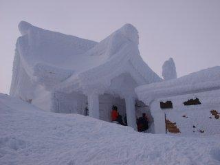 s刈田岳山頂2