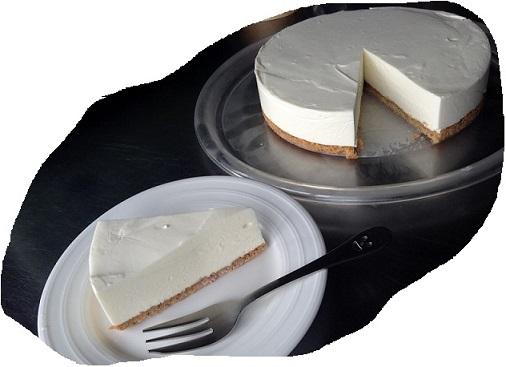 シンプルレアチーズ