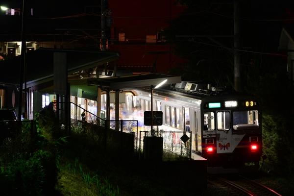 2015年7月25日 上田電鉄別所線 大学前 1000系1003編成