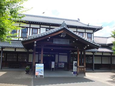 4旧二条駅舎0806