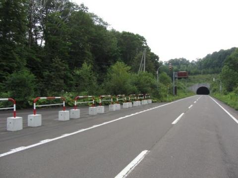 多度志トンネル