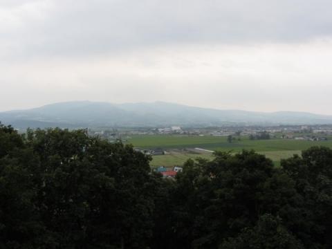 丸山展望台からの眺め