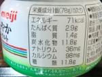 ④ヨーグルトの栄養成分42