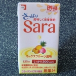 Sara ミックスフルーツ風味
