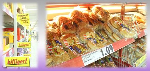 20141228ローテンブルグのスーパーマーケット3