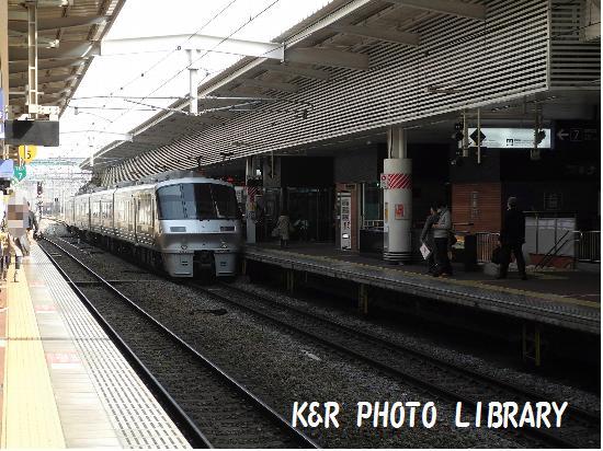 JR博多駅ホーム