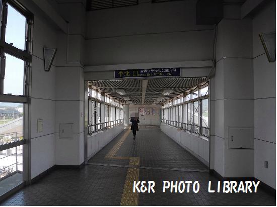 3月21日吉野ヶ里公園駅到着