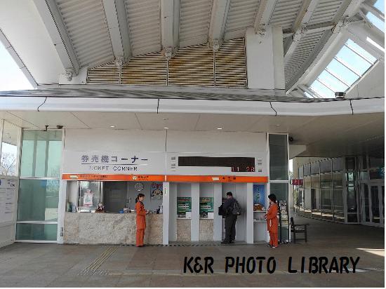 3月21日吉野ヶ里歴史公園チケット売り場