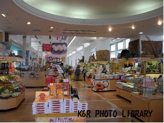3月21日吉野ヶ里歴史公園お土産コーナー