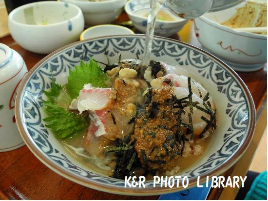 3月21日タレ漬鯛茶漬け3
