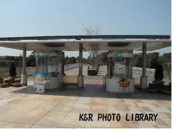 3月21日吉野ヶ里歴史公園入場口