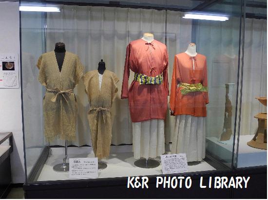 3月21日弥生人の洋服