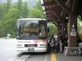 Kamikochi bus terminal (2)