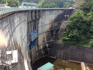 青蓮寺ダム2