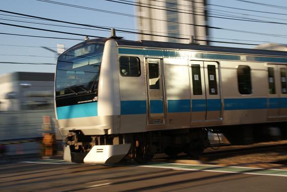E233京浜東北線2