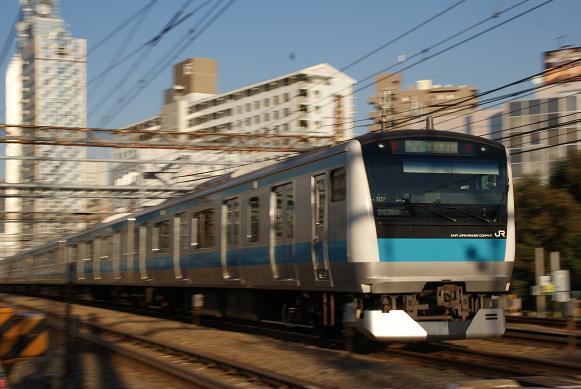 E233京浜東北線1