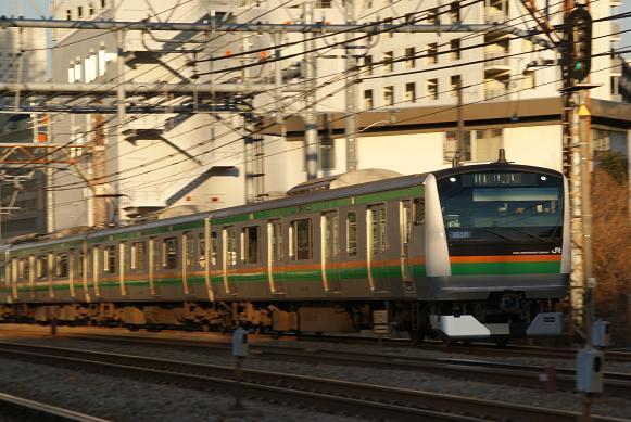 東海道線3