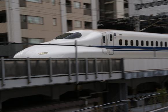 新幹線N700系-2
