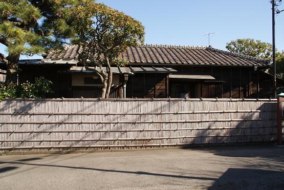 島崎藤村邸01