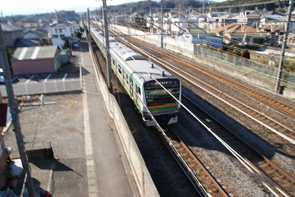 東海道線01