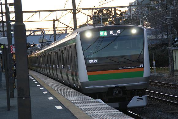 東海道線06