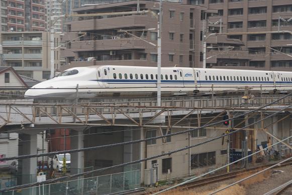 新幹線N700-1