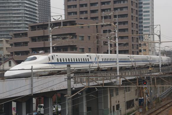 新幹線N700-アドバンス1