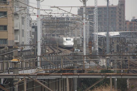 新幹線N700-3
