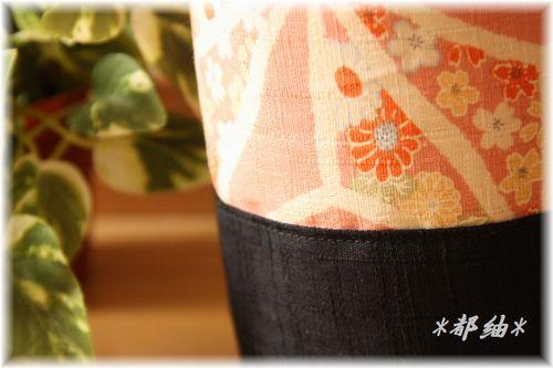 ピンク麻の葉きじUP500