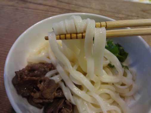 肉うどん02