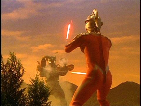 ウルトラセブン vs ヴァリエル星人