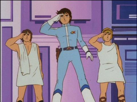 ロト・ジョーニアス・エレクの3人同時ウルトラチェンジ