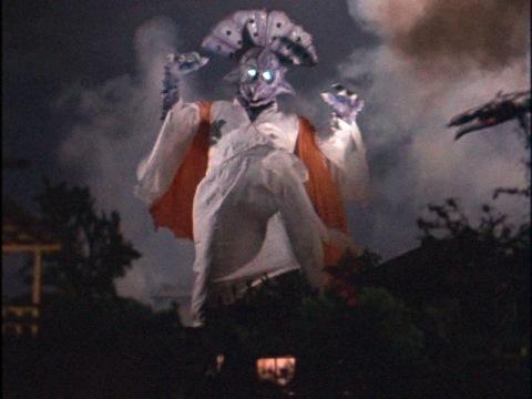 天女超獣 アプラサール