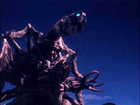 超空間波動怪獣 サイコメザード