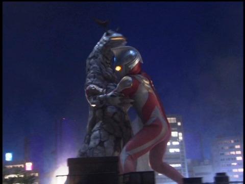 ウルトラマンマックス vs エレキング